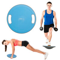 """15"""" Balance Board For Home Gym Standing Desk Physical Therapy Exercise Equipment"""