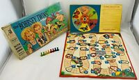 1957 The Bobbsey Twins Board Game Milton Bradley Complete in Good Condition