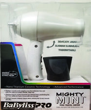 Bybyliss Pro TRAVEL MIGHTY MINI TRAVEL HAIR DRYER  052T Dual Voltage