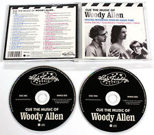 Compilation CUE THE MUSIC OF WOODY ALLEN CLASSIC FILMS 2 CD 2008 High Fidelity
