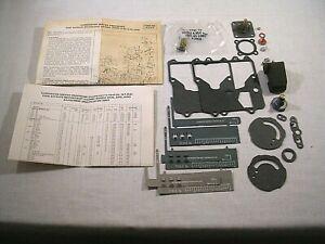 NAPA 2-5625 Carburetor Kit for Ford Autolite/Motorcraft 2-Barrel 2100,2150,6200