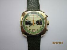 Belle & Rare Montre LIP Chronographe  Tachymeter - Valjoux 7734
