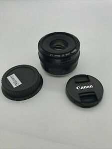 3921 Used Canon EF 35mm F2 Lens