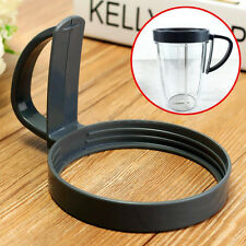 1PC Juicer Cup Plastic Lip Ring With Handle Part Replacement Fit Nutribullet Hot