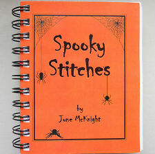 Needlepoint Stitch Reference Book Spooky Stitches by June McKnight