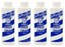 4 Campbell Liquid Latherizer Soap Shave Cream 8 fluid oz (Set of 4 Bottles) NEW