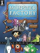 Monster Factory: Draw Cute and Cool Cartoon Monsters by Harker, Ernie | Paperbac