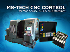 CNC Retrofit Package | Mori Seiki SL-4 / SL-5 / SL-6 Series Machines