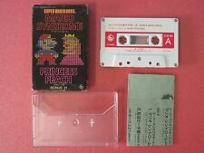 Super Mario Bros. MARIO SYNDROME GAME MUSIC Soundtrack CASSETTE TAPE 1986 RARE