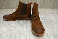 Roan Maddie Chelsea Boot, Women's Size 10, Brown NEW