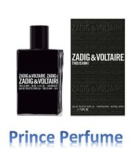 ZADIG & VOLTAIRE THIS IS HIM EDT VAPO NATURAL SPRAY - 30 ml