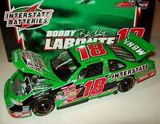 Bobby Labonte 2002 Interstate Batteries #18 Pontiac 1/24 NASCAR Diecast Action