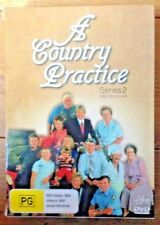 A COUNTRY PRACTICE - Series 2 - Episodes 15-44 - 6 Disc -1982 Region 2&4 Dvd-Vgc
