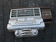 Vintage Plymouth Dashboard Parts