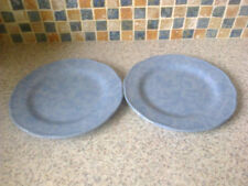 Side Plates Tableware British Woods Ware Pottery