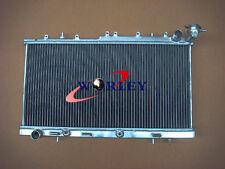 FOR NISSAN pulsar N14 GTIR SR20DET N15 Aluminum Radiator AT/MT 50MM
