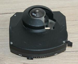 Zeiss Mikroskop Microscope Achr. Schaltkondensor Kondensor 0,9 S (1017-688)