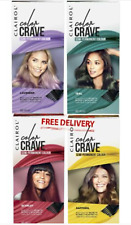 Clairol Colour Crave Semi Permanent Hair Dye Various Shades PACK OF 2