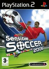 Sensible Soccer 2006 for Playstation 2 (2006, PAL)