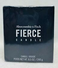 1 Abercrombie & Fitch FIERCE FOR MEN Candle 8.5 oz