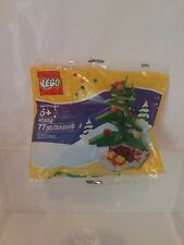 Lego 40024 Exclusive Christmas Tree Building Set NEW Sealed