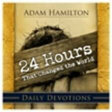 Good, 24 Hours That Changed the World: Daily Devotions Book, Hamilton, A., Book