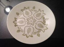 Vintage Retro Salad Plate 1970s J&G Meakin Maidstone Tulip Time 23cm Diameter