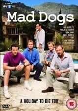 Loco Perros Serie 1 Max Beesley John Simm Marc Warren Sky GB Región 2 DVD Nuevo