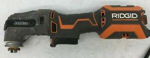 Ridgid R2851 Series B Corded 4amps Multi-Tool w/ R8223406 Head, G M #2