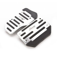 Non-Slip Automatic Transmission Car Pedal Cover Set For Brake Accelerator ysSKCA