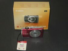 New Canon Power Shot A2600 Digital Camera 16MP Battery &  Charger NEW open box