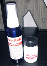 Pros-Aide II Body Adhesive Professional Special FX Makeup Artist  1 oz + Remover