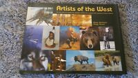 SOUTHWEST ART SIGNED NUMBERED 4/100 ARTISTS OF THE WEST Hard Back w/ Dust Cover