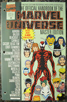 OFFICIAL HANDBOOK OF THE MARVEL UNIVERSE MASTER EDITION #29 (1993) NM+ (9.6-9.8)