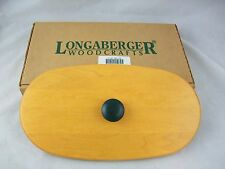 Longaberger 1997 Traditions Fellowship Basket Lid Only Nib