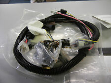 1977 LATE CORVETTE ENGINE WIRING HARNESS W/ ANTI THEFT DOOR LOCKS #12005301
