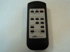 JVC Remote Control Camcorder Black/Gray Genuine/OEM RM-V715U