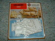 Airfix  HMS Victory  Old  -1973 carded