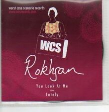 (233A) Rokhsan, You Look At Me - DJ CD