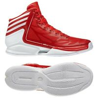 on sale 442b3 35f6c Adidas Basketball Adizero Crazy Light 2 Schuhe Turnschuhe Gr 39-51 rot-weiß