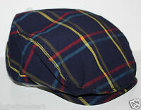 baby Gap NWT Boys S M L 2T 3T 4T Plaid Driving Gatsby Cap Cabbie Hat