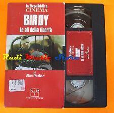 film VHS BIRDY LE ALI DELLA LIBERTA' Alan Parker LA REPUBBLICA   (F7* )  no dvd