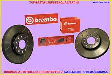 Brembo MAX Sport Bremsscheiben  280mm  VA -AUDI  A3( (8L1) 1.8, 1.9