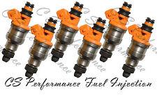 Nikki Flow Matched Fuel Injector Set for DSM 2.5 INP-060 (6)