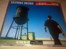 THE MAMAS AND THE PAPAS - CALIFORNIA DREAMIN - UK CD SINGLE