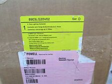 SQUARE D 2 POLE LIGHTING CONTACTOR 8903LG20V02 TYPE 1 ENCLOSURE  NEW OLD STOCK