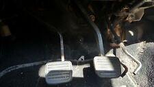 89 Amigo Isuzu Manual 5 Speed Clutch and Brake pedals used