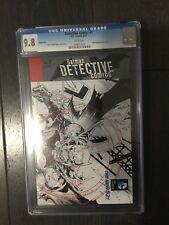 DETECTIVE COMICS # 7 Wraparound Sketch / The new 52! / CGC 9.8 /May 2012 / DC