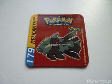 Magnet Staks Pokémon Advanced / 179 Relicanth / Panini 2003 [ Neuf ]