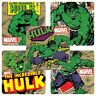 Hulk Stickers x 5 Party Supplies Birthday Loot Bags Ideas Avengers Marvel Comic